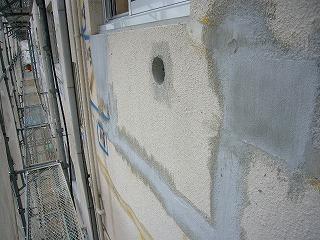 Dタイプの外壁