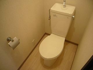 改修後トイレ