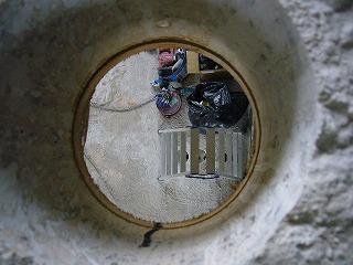 Cタイプ排水用貫通