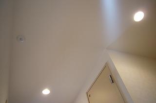 改修後Cタイプ玄関廊下のセンサー照明